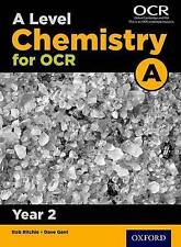 A Level Chemistry A for OCR Year 2 Student Book, Paperback, Students Book