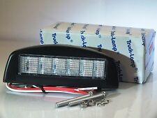 Super-Bright LED Sealed Truck Trailer Rear Number Plate Light (Multi-Volt10-30v)
