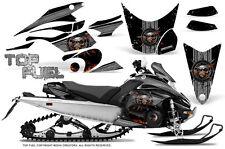 Yamaha FX Nytro 08-14 Graphics Kit CreatorX Snowmobile Sled Decals TOP FUEL SB
