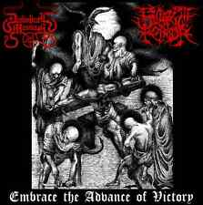 Diabolical Messiah/Swarm of Terror - Embrace the Advance of Victory (Chl), CD