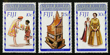Fiji   1977   Scott # 371-373   Mint Lightly Hinged Set