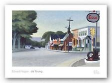 STOREFRONT ART PRINT Portrait of Orleans 1950 Edward Hopper