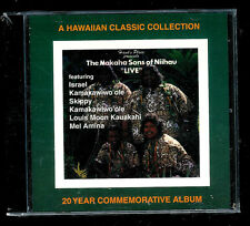 Live at Hank's Place by The Makaha Sons (CD)Israel Kamakawiwo'ole IZ BRAND NEW