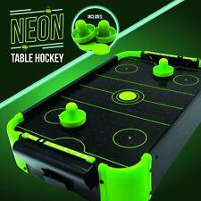 Neon Air Hockey