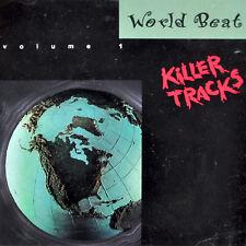 World Beat Vol 1 Stock Music CD Killer Tracks KT79 Production Library 1995