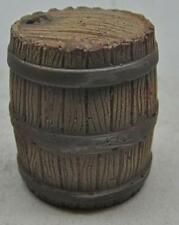 1/35 Scale Large Wooden Barrel 30mm x 35mm