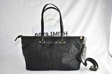 Zara Black Padded Tote Bag NWT