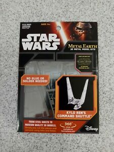 Star Wars Metal Earth Model Kit Kylo Ren New