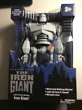 Warner Bros The Iron Giant Light & Sound Walking Iron Giant Goldlok #201012Ws