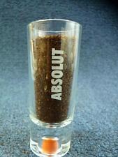 "Shot Glass Absolut Vodka 4"" (988)"