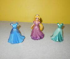 Polly Pocket Disney Princess MagiClip Magic Clip-on Rapunzel Tangled