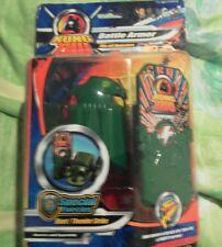 Kung zhu battle armor, special forces, rivet/thunder strike. Bnib