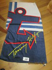 NWT Tommy Hilfiger Anchor Beach Towel