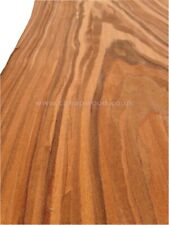 "High Quality Wild Apple Wood Veneer  2800mm x 310mm  /  110,2"" x 12,2"""