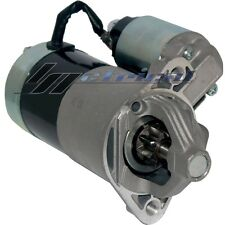 100% NEW STARTER FOR MITSUBISHI MONTERO,MONTERO SPORT 3L 3.5L*ONE YEAR WARRANTY*