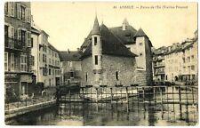 CPA 74 Haute-Savoie Annecy Palais de l'Ile les Vieilles Prisons