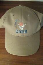 Cleveland Cavaliers Basketball Vintage Baseball Hats Caps Hoop NBA Cavs