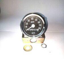 BSA Bantam C15 B40 Ariel Arrow & Guide Replacement Speedometer Chrome Bezel