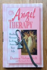 Angel Therapy Healing Messages for Every Area of Your Life By Doreen Virtue