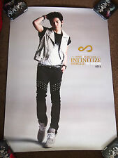 INFINITE Hoya - Infinitize Showcase : The Mission poster *SUPER RARE* Myungsoo L