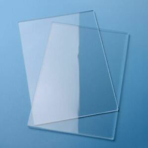 Clear Acrylic PLEXIGLASS Perspex Sheet  Cut To Size Plastic Panels