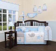 Crib Bedding Set 13 Pcs Complete Nursery Infant Baby Boy Bedroom Comforter Sheet