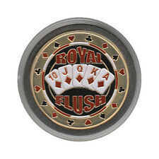 NEW Royal Flush Poker Card Guard *GOLD*
