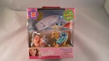 2000 Mattel Barbie Dress-Up Pets Beach Party Dog & Cat NRFB NIB