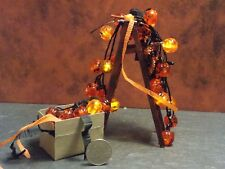 Dollhouse Miniature Halloween Lights Ladder A 1:12 inch scale Y60 Dollys Gallery