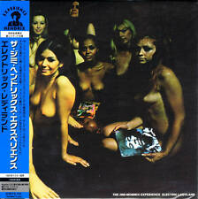 JIMI HENDRIX - ELECTRIC LADYLAND   CD MINI LP WITH OBI