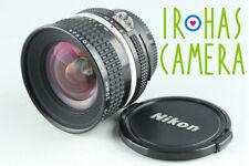 Nikon Nikkor 20mm F/2.8 Ais Lens #28340 A3