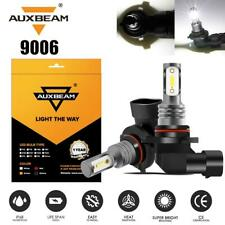 AUXBEAM 9140 9145 H10 HB3 9005 LED 6000K White Fog Light Driving DRL Bulb