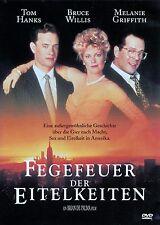 """FEGEFEUER DER EITELKEITEN (""""THE BONFIRE OF THE VANITIES"""") / DVD"""