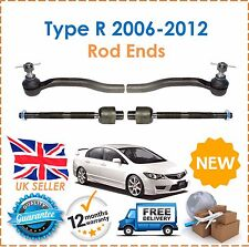 For Honda Civic CDTi Type R 2006-2012 2 Inner & 2 Outer Track Rack Tie Rod End