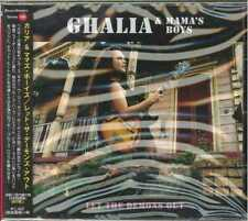 Ghalia & Mama's Boys-let The Demons Out-import CD With Japan OBI F30