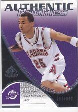 MAURICE MO WILLIAMS 2003-04 SP Game Used #148 RC /999 Utah Jazz Cavaliers