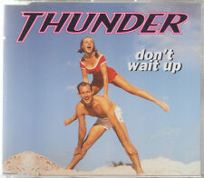 Thunder CD-MAXI DON'T WAIT UP ( WIE NEU) PICTURE