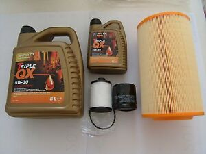 SERVICE KIT WITH OIL FITS CITROEN RELAY PEUGEOT BOXER 2.2 HDi DIESEL 2006 ONWARD