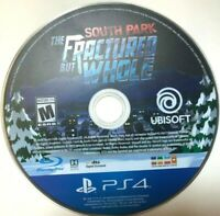 South Park: The Fractured but Whole (Sony PlayStation 4, 2017)(DISC ONLY) #21009