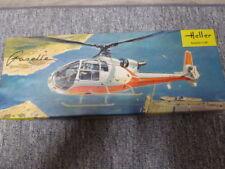 Maquette vintage Heller - SA 341 Gazelle au 1/50