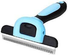 Grooming Brush For Dog & Cat Deshedding Rake Comb Hair Fur Remover