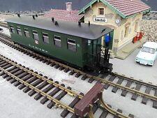 Personenwagen grün, Train, für LGB, Piko usw. Neu, OVP
