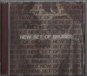 New Set Of Bruises - EP (CD 2010) Blocko  Seaweed  Jawbreaker  Lost City Angels