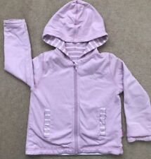 Baby & Toddler Clothing Girls' Clothing (newborn-5t) Practical Jojo Maman Bebe Girls Pink Hooded Cardigan Size 12-18 Months Bnwt Brand New