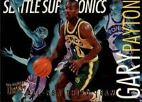 1994-95 Fleer Ultra All-NBA #13 Gary Payton Supersonics