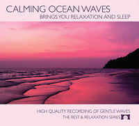 Calming Ocean Waves - Nature Sounds CD for Relaxation, Meditation & Sleep - NEW