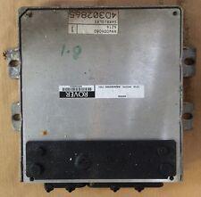 ROVER 75 MG-ZT 2003 ECU UNIT NNN000500 NNW006080