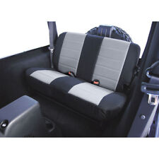 New Jeep Cj Yj Wrangler 80-95 Rear Seat Cover Gray  X 13280.09