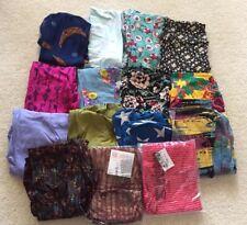 HUGE Lot Of 15 Women Lularoe Leggings One Size Colors & Patterns Soft Unicorn