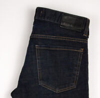 J.Lindeberg Hommes Geai Jeans Jambe Droite Taille W31 L36 ATZ1022